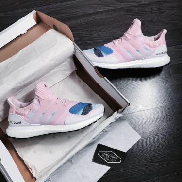 Hàng Chính Hãng Adidas Ultra Boost DNA Pink 2020**