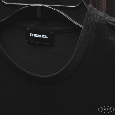 Hàng Chính Hãng Áo Thun Diesel Black  V1 *2021**