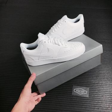 SALE_SALE Hàng Chính Hãng Nike Court Vision Low White 2021**
