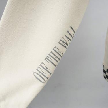 Hàng Chính Hãng Áo Hoodie Vans White Cream 2020**