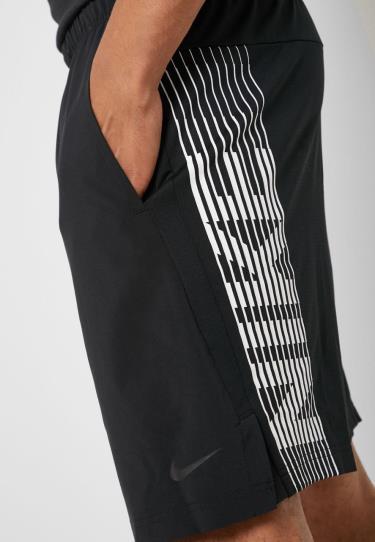Hàng Chính Hãng Quần Short Nike Dry White/Black 2020**
