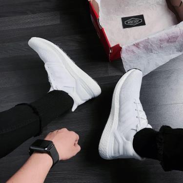 """Hàng Chính Hãng Adidas Ultra Boost 6.0 All White 2020* """"New"""""""