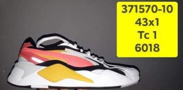 Hàng Chính Hãng Puma RS-X3 White/Yellow 2020**