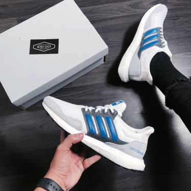 Hàng Chính Hãng Adidas  Ultra Boost   S&L Grey Blue 2020**