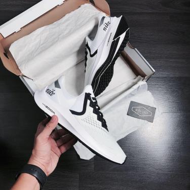 Hàng Chính Hãng Nike Air Zoom White/Black 2020**
