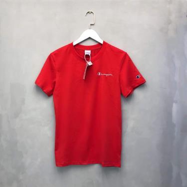 Hàng Chính Hãng Áo Thun Champion Red 2021** [A]