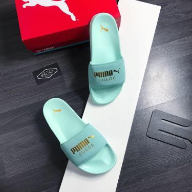 FLASH EVENT 70% OFF Today Dép Puma Suede Leadcat Sandals  Emerald  YYY  **2020**