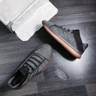 Hàng Chính Hãng Adidas Pureboost Trainer 'Grey Gum' 2020**