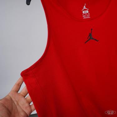 Hàng Chính Hãng Áo Nike Jordan  Tank Top Logo Vest In Red 2020**
