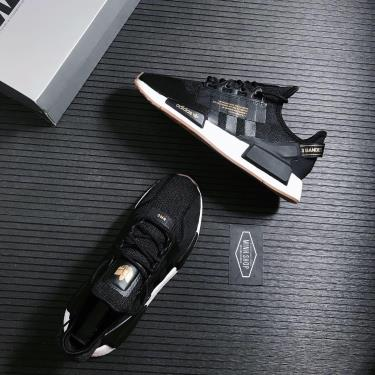 -50%❤ Simple ❤ Hàng Chính Hãng Adidas NMD R1 V2 'Black Gold Metallic' 2021** [FZ2132]