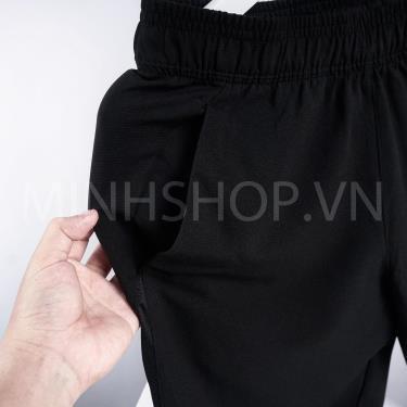 70% SALE Hàng Chính Hãng Quần Short Layer 8 Black 2021** Super dry