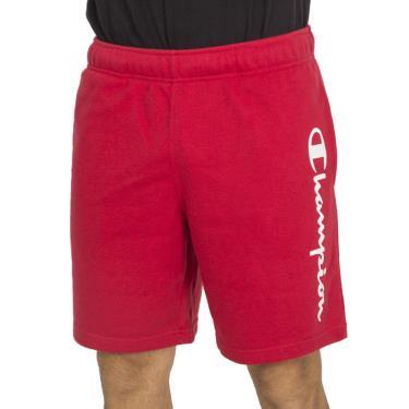 Hàng Chính Hãng Quần Short Champion Red Straight Logo 2019**