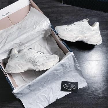 Hàng Chính Hãng MLB New York Yankees Sneakers - Big Ball Chunky Vintage **2020**