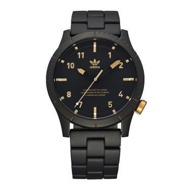 Hàng Chính Hãng Adidas Cypher M1 Black/Gold Watch 2020**