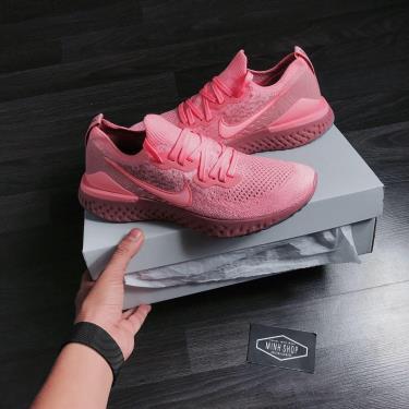 ''FLASH DEAL '' Hàng Chính Hãng Nike Epic React Flyknit 2 Watermelon 2020**