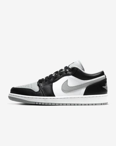 Hàng Chính Hãng Nike  Jordan 1 Low Smoke Grey 2020**