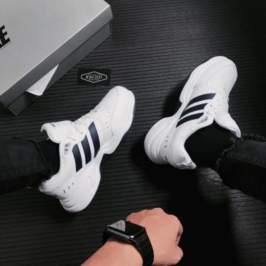 Giày Adidas Strutter Wide White/Navy [EG5142]