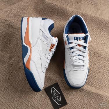 Giày Puma Palace Guard White Blue [370063 05]