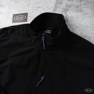 Hàng Chính Hãng Áo Khoác Jacket NewBalance Black/Blue 2021**