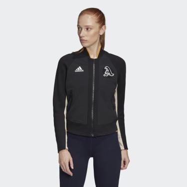 Hàng Chính Hãng Áo Adidas VRCT Jacket Black/Gold 2020** Flash deal