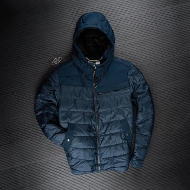Hàng Chính Hãng Áo Khoác G-Star Attacc Quilted Jacket  Legion Blue 2021**