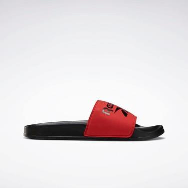 Hàng Chính Hãng Dép Reebok   Classic Slide Black/Red 2020**
