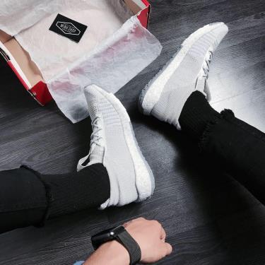 Hàng Chính Hãng  Adidas Pulseboost HD LTD Grey / Silver **2020**