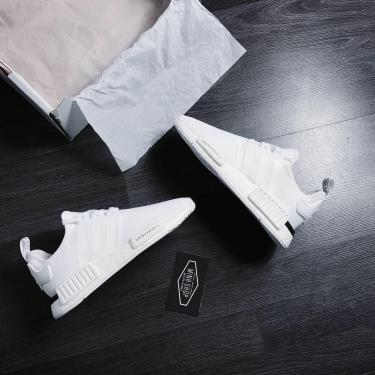 Hàng Chính Hãng Adidas NMD R1 Japan White 2020**