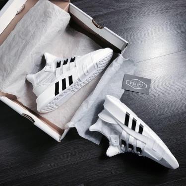 Hàng Chính Hãng Adidas EQT Basketball ADV White/Black 2020**