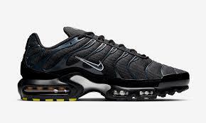 Hàng Chính Hãng Nike Air Max Plus Black /Navy 2019**