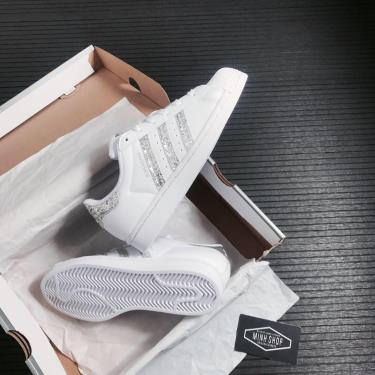 ~50% ⬇️⬇️ OFF Hàng Chính Hãng Adidas Super Star Diamond 2021** FZ4445