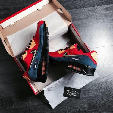 Hàng Chính Hãng Nike Air Max 90 City Pack London  2020**