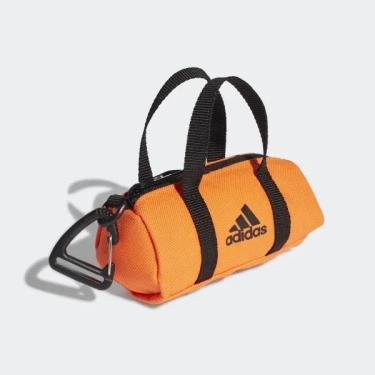Hàng Chính Hãng Móc Khóa Adidas Tiny Duffel Bag Signal Orange 2020**