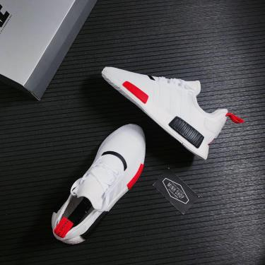 Giày Adidas NMD R1 Serial Pack Cloud White [EH0045]