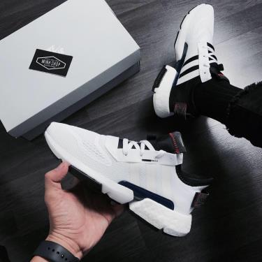Hàng Chính Hãng Adidas POD S3.1 Footwear White/Core Black 2020**
