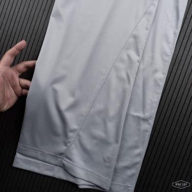 05 Cai Hàng Chính Hãng Áo Thun Nike Vapor Select 1-Button Jersey Grey 2021*** [BQ5399 -058]