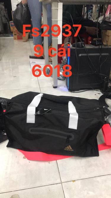 Hàng Chính Hãng Adidas Challenger Duffel Bag Black 2020**