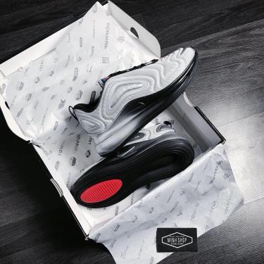 Hàng Chính Hãng Nike Air Max 720 Metallic Silver 2020**