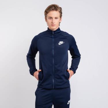 Hàng Chính Hãng Áo Khoác Jacket Nike Basic Navy/White LOGO 2020**