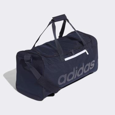 Hàng Chính Hãng Túi Adidas Linear Core Duffel Bag Medium  Blue 2020**