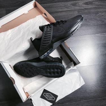 Hàng Chính Hãng Nike Air Max Alpha Tr3 Black  2020**