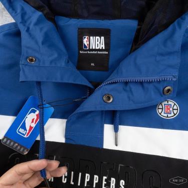 BEST SELLER Hàng Chính Hãng Áo Khoác Jacket NBA Chicago BULL Blue 2021*