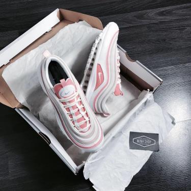 Hàng Chính Hãng Nike Air Max 97 'Bleached Coral' 2020** V