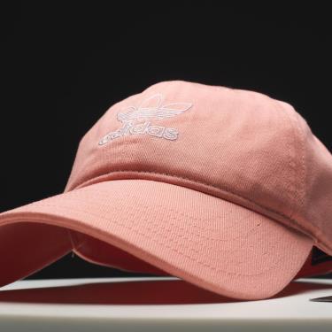 Hàng Chính Hãng Nón Adidas  Pink Orange LOGO  2021**
