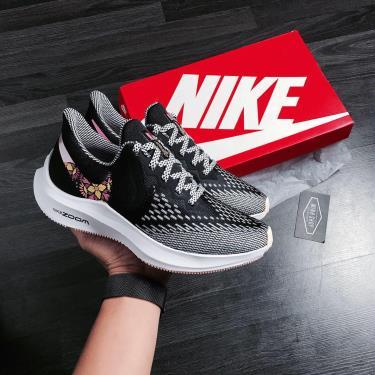 Hàng Chính Hãng Nike Zoom Winflo 6 Black Lotus Pink White 2020**