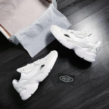 Hàng Chính Hãng Adidas Falcon White 2020** Flash deal **