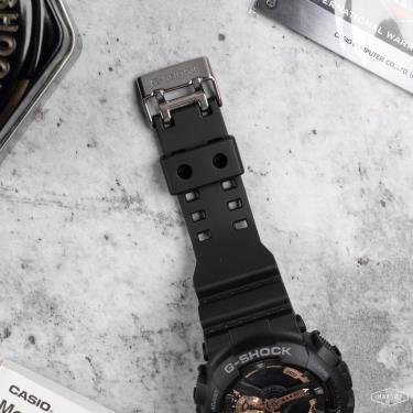 Hàng Chính Hãng Casio G-Shock Watch Black/Rose Gold 2021**