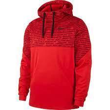 Hàng Chính Hãng Áo Hoodie Nike Therma AOP Red  2020**