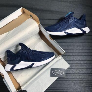 BEST FORM 2021 Hàng Chính Hãng Adidas EDGE XT Navy White 2021** [EG9703]