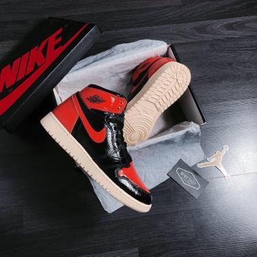 Hàng Chính Hãng Nike Jordan 1 Retro High Shattered Backboard 3.0 2020**